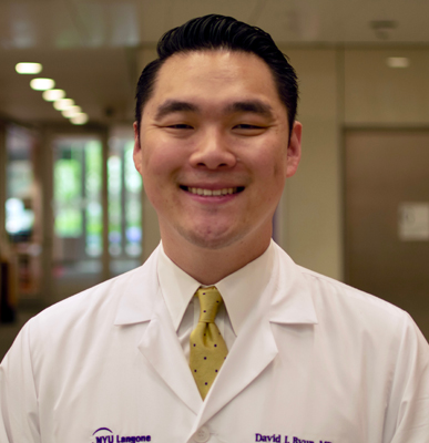 Radiation Oncology Institute (ROI) - Meet our Researchers - David